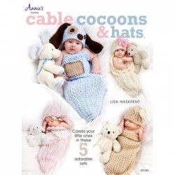 Cable Cocoons & Hats BOK-154