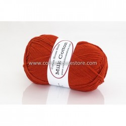 Milk Cotton Series Mandarin Orange 39