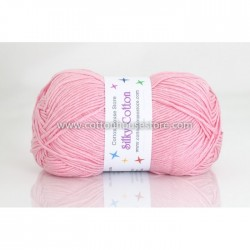 Silky Cotton Light Pink 25