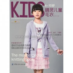 6-10 Years Old Knitting Sweaters BOK-175