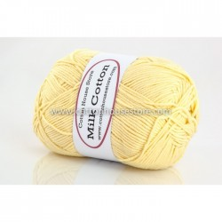 Milk Cotton Series Light Yellow 05