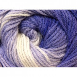 ML White Purple Lilac 22023