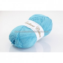 Radiant Cotton Bright Blue 11