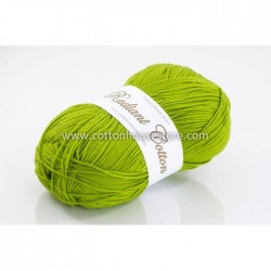 Radiant Cotton Lima Green 10