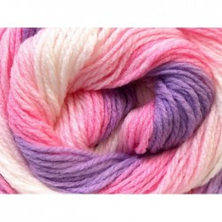 MB Lilac, Pink, White 21918