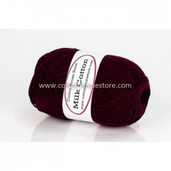 Milk Cotton Series Dark Maroon 65