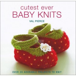Cutest Ever Baby Knits BOK-209