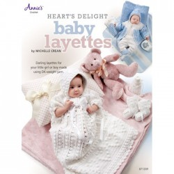 Heart's Delight Baby Layettes BOK-227