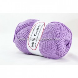 Milk Cotton Series Light Purple 32