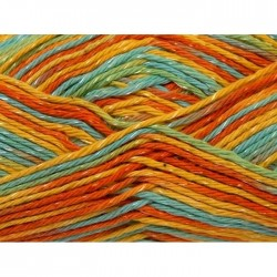 BC Turquoise Orange Yellow 27303