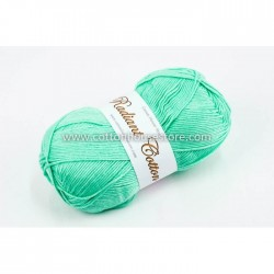 Radiant Cotton Mint Green 09