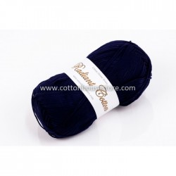 Radiant Cotton Dark Blue 47