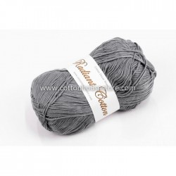 Radiant Cotton Dark Grey 48