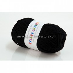 Splash Cotton Black C19