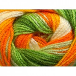 DB Yellow White Orange Green 24566