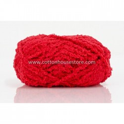 Fluffy Bright Red A31