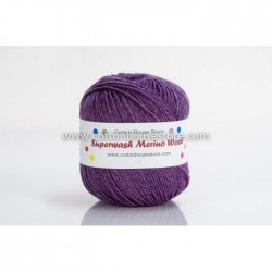 Merino Purple 0216 50g