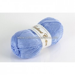Radiant Cotton Light Blue 12