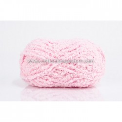 Fluffy Light Pink 17i