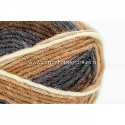 Cashmere White Brown Grey A8832