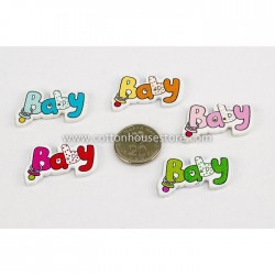 Baby Words 5pcs BUT-084