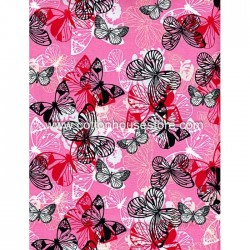 Cotton Fabric 20012 Butterflies 4m