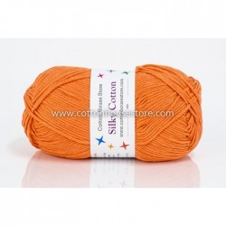 Silky Cotton Orange 011