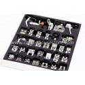 32 pcs Sewing Foot for Brother, Singer, Toyota, domestic sewing machine