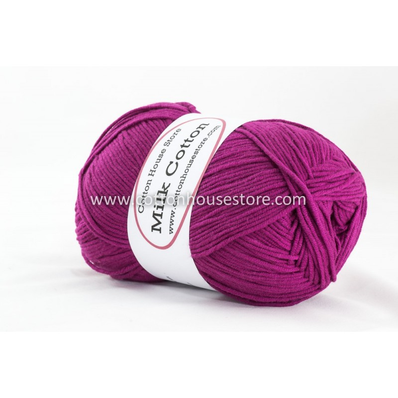 Milk Cotton Series Magenta 31