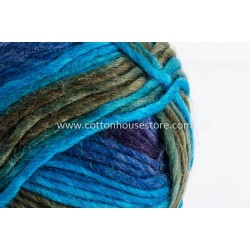 Cashmere Blue Brown Purple Green A8822