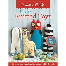 Cute Knitted Toys BOK-362