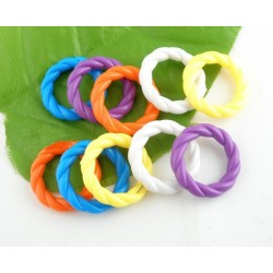 20 pcs Knitting Ring Stitch Markers L size