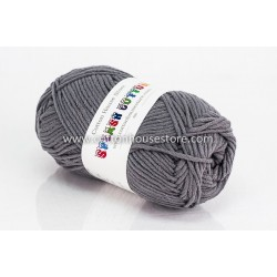 Splash Cotton Dark Grey C13