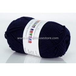 Splash Cotton Dark Blue C25