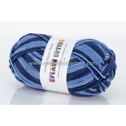 Splash Cotton Mix Blue C88