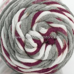 ECA2 Mix Red Grey White B63