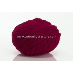 Polyester Deep Red 070
