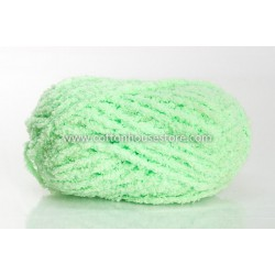 Fluffy Mint Green A09 Type A