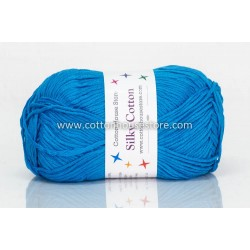 Silky Cotton Blue 063