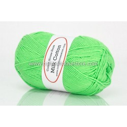 Milk Cotton Series NEW Green 68
