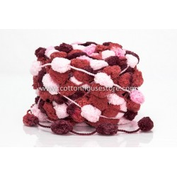 Red Pink Shades POM-25