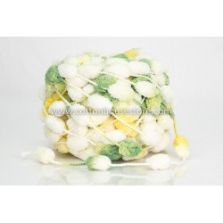 Green White Yellow POM-31