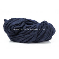 Super Bulky Acrylic Dark Blue 11