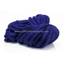 Super Bulky Acrylic Royal Blue 07