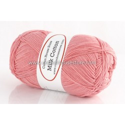 Milk Cotton Series Coral Pink 50