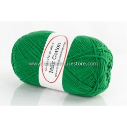 Milk Cotton Series Forest Green 56