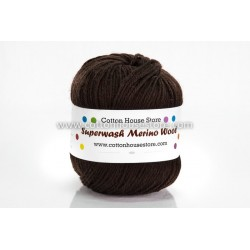 Merino Darkest Brown 2528 50g