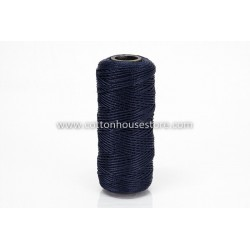 Nylon Spool 100g Blue Black 027