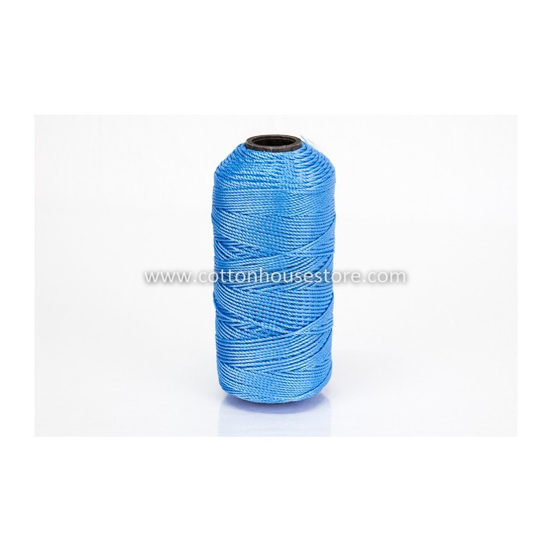 Nylon Spool 100g Bright Blue 024
