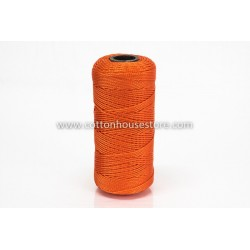 Nylon Spool 100g Orange 002